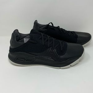Under Armour UA Curry 4 Low Basketball Shoes - Men